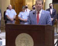 Georgia Gov. Brian Kemp Now Calling For Signature Audit Of Election Results