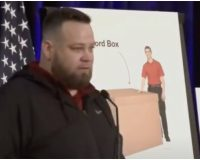 Post Officer Worker Confirms Driving Hundreds of Thousands of Ballots from NY to PA (Video)