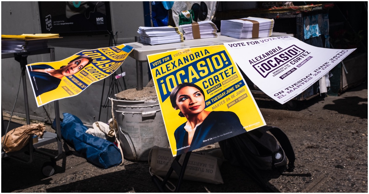AOC: Nearly 'Half of the House' of Representatives Was Close to Death During Capitol Riot