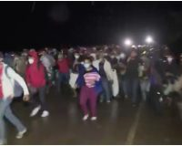 Massive Migrant Caravan Storms Through Guatemala Border En Route to America (Video)