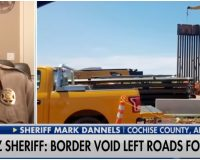 Sheriff Says Border Crisis Was Under Control During Trump's Term, Biden Made A Mess