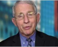 Fauci Thinks It Is 'Inexplicable' That Texas Is Re-Opening Businesses, Ending Mask Mandate