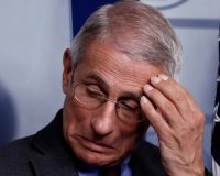 House Republicans Introduce Bill to Fire Dr. Anthony Fauci
