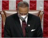Flashback: Dem Rep. Opens 117th Congress, Ends Prayer With 'Amen' —& 'Awoman'