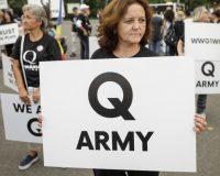 Pro-Trump Lawyer Drops Huge 'Q' Hint, Crowd Goes Wild