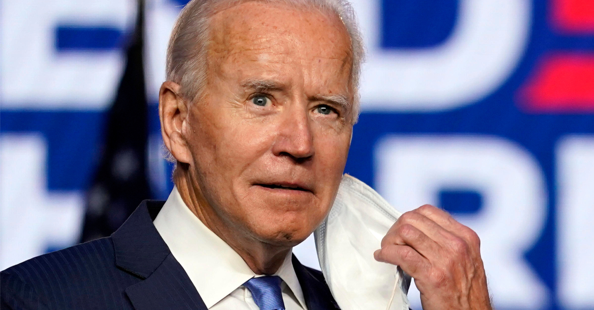 Biden Busted!  POTUS Blows Off DC Mask Mandate at High End Restaurant