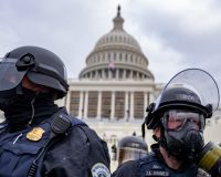 Capitol Riot Investigation:  Official Commanded Officer to Target Anti-Trump Individuals