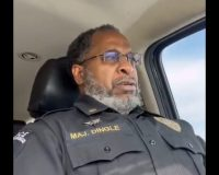 Atlanta Police Officer Posts Amazing Viral Video Slamming Left-Wing, Anti-Cop Attitudes
