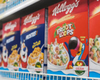 Kellogg's Introduces Woke Transgender Cereal for Kids