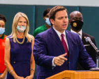 Florida Governor Offers Pardons to Anyone Convicted of COVID Infractions