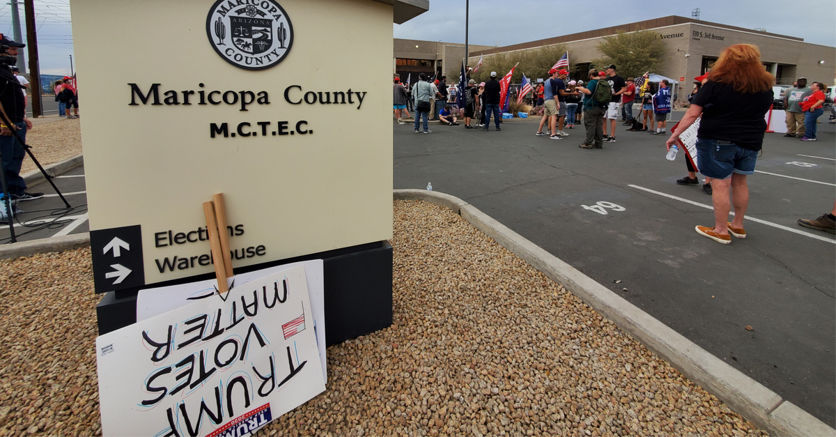 Maricopa County No Longer Complying with Audit-Related Subpoenas