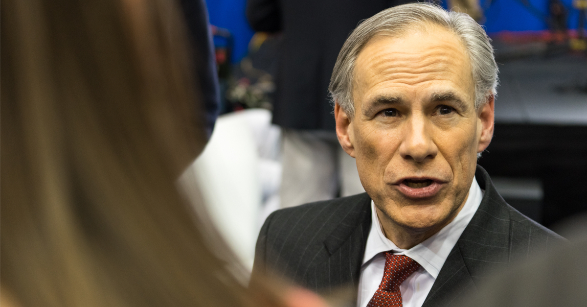 Texas Governor Signs Order Barring Further Mask Mandates