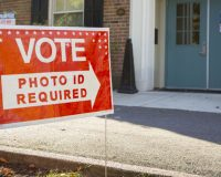Poll: Non-Whites Support Voter ID Even More than White People
