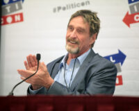 McAfee Dead in Prison After Repeatedly Declaring He Would Not Kill Himself