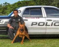 K9 Dies 'A True Hero' During Shootout, Saves Lives by Diverting Armed Suspect's Attention Away from Officers