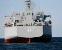 Marco Rubio Points to Iran's Largest Military Vessel Cutting a Path Toward Americas, Demands Forceful Action