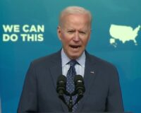 Biden's '15 Months' Gaffe Was So Big That the White House Had to Clarify on Official Transcript