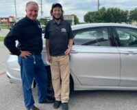 Papa John's Executive Gifts 15-Year Employee New Car After Thieves Cause Old One to Be Set on Fire