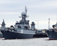 Russia Threatens Confrontation After Disputed Skirmish with British Fleet