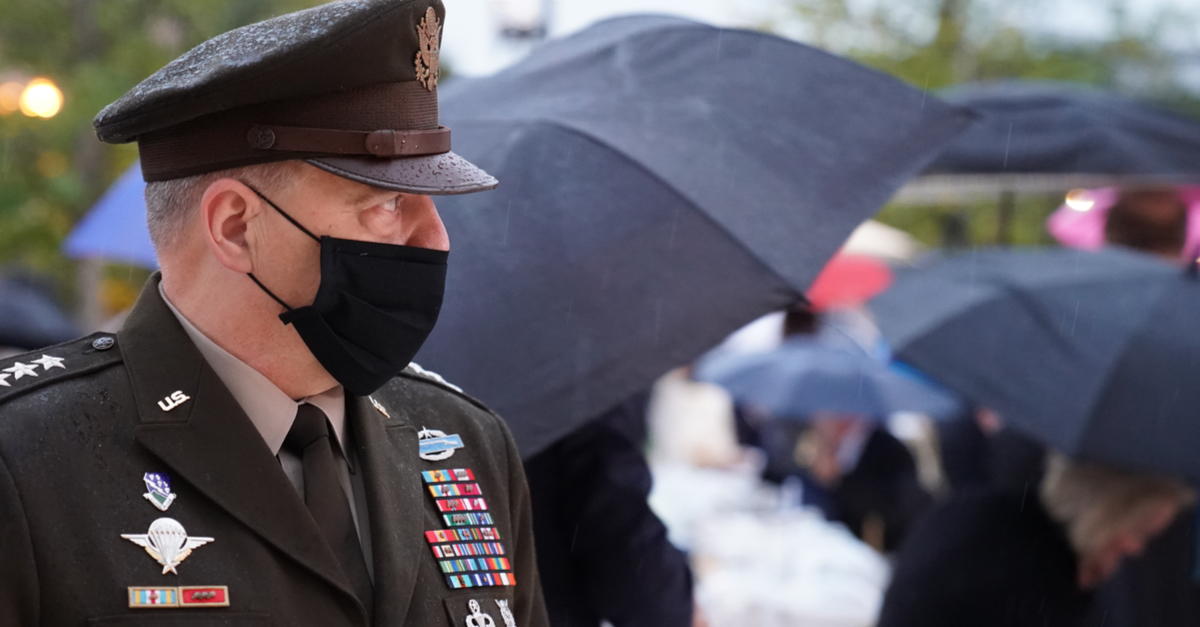 Gen. Milley's Overstepping was Habitual, According to Witnesses