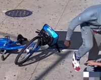 NYC Police Group Rips 'Failed Laws' After Broad Daylight Mugging