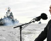 Putin Warns Russian Navy Can Detect Any Enemy, Deliver an 'Unpreventable Strike'