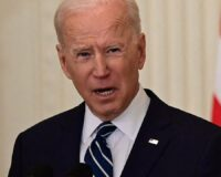 Biden's Bizarre Answer to Question: Are There People in GOP Who Think We're Sucking Blood Out of Kids?