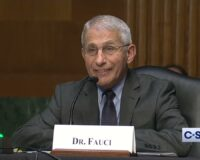 DOJ Now Has Official Request to Begin Criminal Investigation of Dr. Fauci