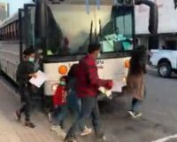 Watch: Border Patrol Dropping Off Illegals at Bus Station, Sending Them Out of Town