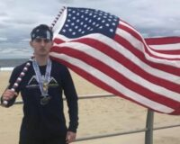 High Schooler Raises $12K to Help Homeless Veterans Across the Country Get Off the Streets