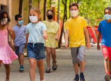 Florida Governor Set to Allow Parents to Choose Mask Policy for Children