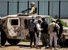 National Guard Ordered to Help Texas Arrest Border-Crossers