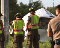10 Dead After Van Packed with Illegal Immigrants Crashes in Texas