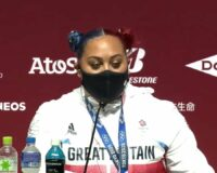 Female Weightlifters Shut Down Reporter Apparently Fishing for Praise for Trans Competitor Laurel Hubbard