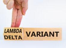 Latest News on 'Lambda' Variant Makes 'Delta' Look Downright Adorable