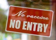 Vaccine Mandates Arrive for New York City Businesses