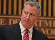 De Blasio Annihilates Cuomo in Latest Call for Resignation