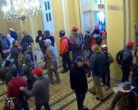 Judge Orders Release of Footage That Shows Jan. 6 'Insurrectionists' Walking Calmly Into Capitol