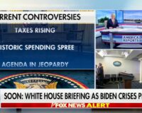 Fox News Runs Devastating List of Every Single Current Biden Controversy, It's Worse Than You Think