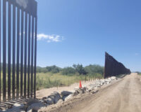 Biden Administration Removed Large Sections of New Border Fence Along Heavy Drug Trafficking Section of Arizona Border