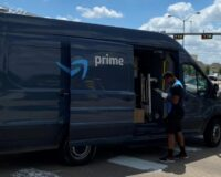 'Citizen Hero': Amazon Delivery Driver Rescues Man in Overturned Vehicle