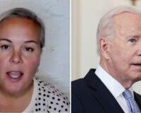 Biden Voter Turns on Him on Live TV: What Biden Has Done to America's Children Is Heartbreaking