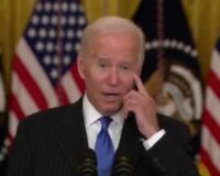 Biden Raises More Questions About His Mental State by Twice Forgetting Name of His Employee
