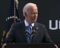 Biden Breaks Into Strange Yelling, Talks About the 'Nasity Regime' and 'Chansgender Individuals'