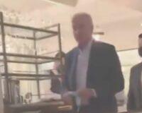Biden Caught in Stunning Moment of Elitism, Blatantly Ignores Indoor Mask Mandate in High-End Restaurant