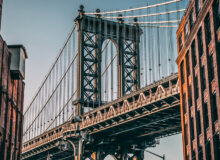 Brooklyn Bridge Shut Down by Anti-Vax First Responders' Protest
