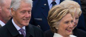 Former Secret Service Agent Delivering Some Bad News to Clintons