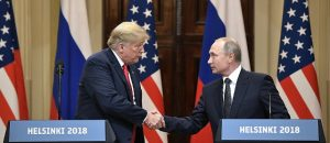 Democrats Still Fuming Over Trump-Putin Meeting Make Ridiculous Request of Trump's Interpreter